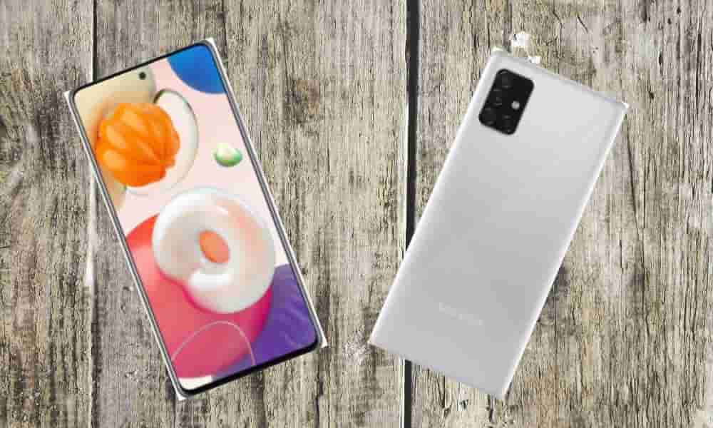 samsung a 51 and a 71 features