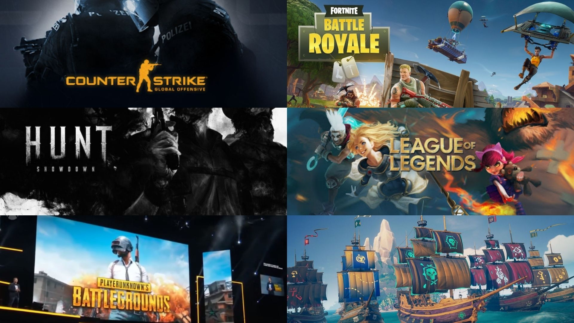 6 best online games we recommend