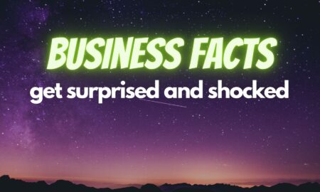 50 shocking business facts