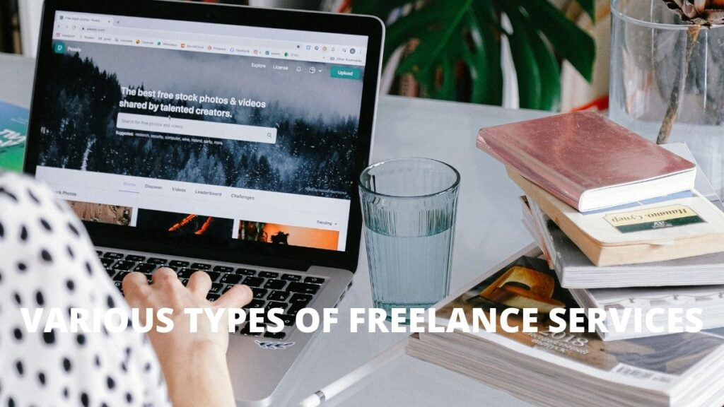 freelancing as the best idea out of the 5 Profitable Business Ideas After The Covid 19