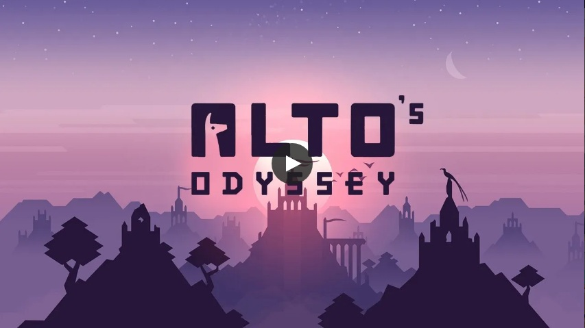 Alto's Odyssey Android game