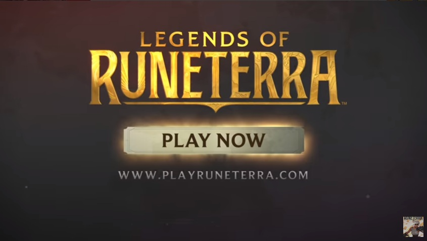 Legends of Runeterra Android game