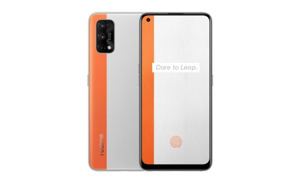 realme 7 pro top searched smart phone in india