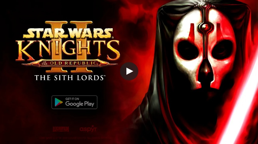 Star Wars: Knights of the Old Republic android game